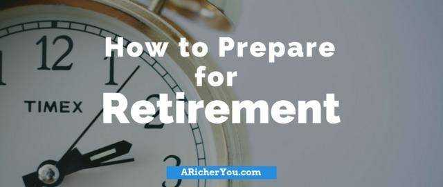 Prepare for retirement by consolidating loans